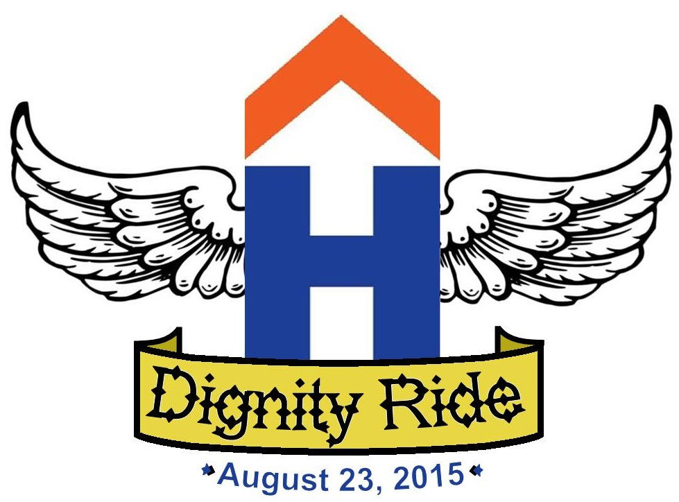 Dignity Ride Logo - Final - No Hesed House