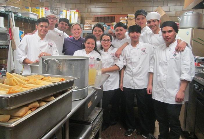 East Aurora Culinary Crew