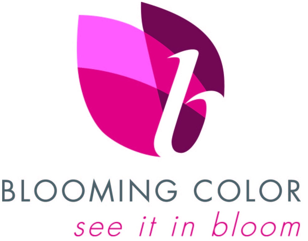 Blooming Color Logo