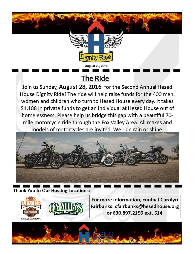 Dignity Ride Poster 3-1-16