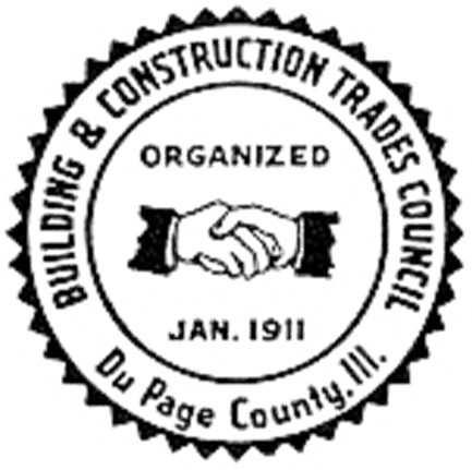 DuPage County Building and Construction Trades Council Logo