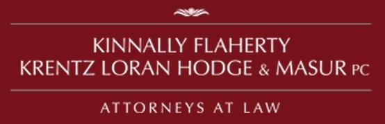 Kinnally Flaherty Krentz Loran Hodge Masur Logo